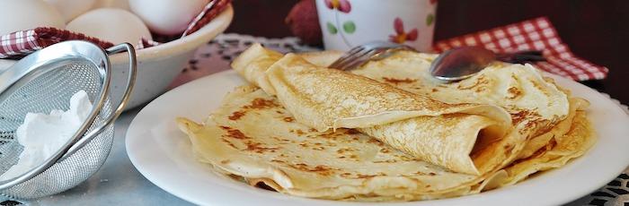 Favourite pancake toppings